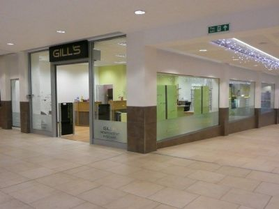 Victoria Plaza - Gills Independant Eye Care
